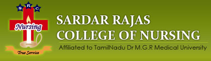 Sardar Rajas College of Nursing  logo